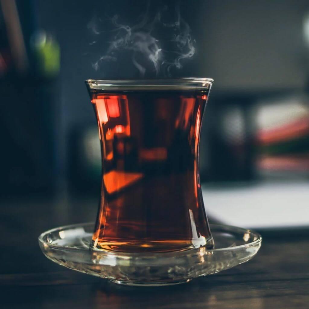 Black Tea for Corona