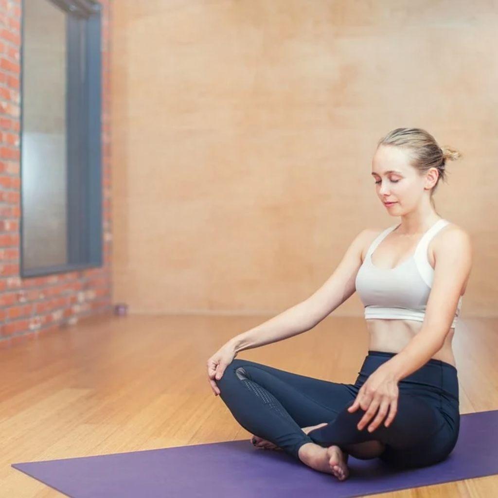 yoga for fertility in Hindi