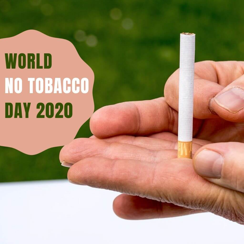 World No Tobacco Day 2020