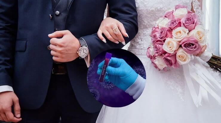 Marriage in Corona Pandemic
