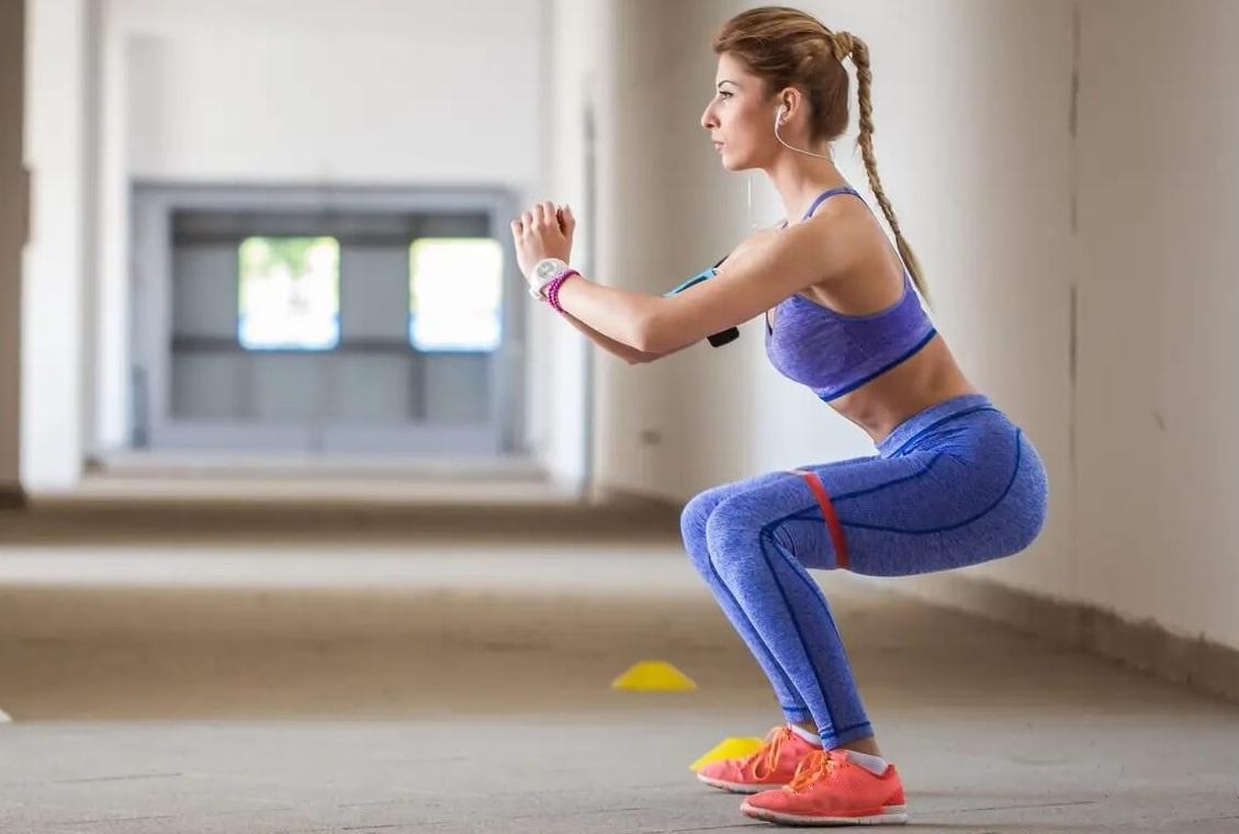 Hip Size Reduce Exercise
